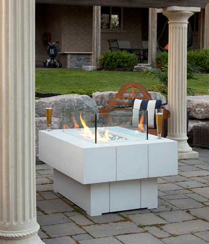 Omega Custom Fire Pit Tables